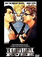 """Terminal Rush-Feat Don """"The Dragon"""" Wilson, Roddy Piper IMAGE-10428 AAW22"""