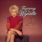 Tammy Wynette-Super Hits V2-Feat He Loves Me All the Way SONY-9241 C70