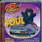 Lil' Bit O' Soul-Dobie Gray, Soul Survivors, Aaron Nevill OB-614 RB25