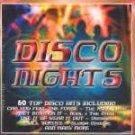 Disco Nights-3 cd set-60 Songs-Kool & The Gang, Gloria Gaynor TTPCD-003 RP27