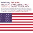 Whitney Houston-CD Single-Star Spangled Banner, America The Beautiful - Arista15054 RB63
