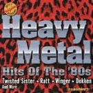 Heavy Metal Hits of The 80's-Feat Twisted Sister, Ratt, Winger, Dokken - FLASH-9720 RP39