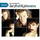 Playlist-The Very Best of Daryl Hall & John Oates-Feat Private Eyes, Rich Girl - RCA-1035 RP71