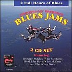 GrooveJams Presents Blues Jams-2 CD-Brownie McGhee, Jay McShann - ART-543 B19