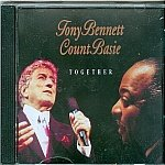 Tony Bennett & Count Basie-Together- Jumpin' At The Woodside, Jeepers Creepers - PYCD-731 B35
