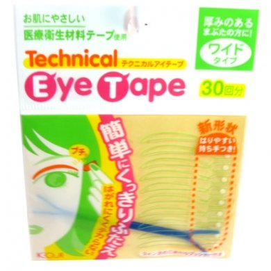 KOJI EYE TALK Double Eyelid Technical Eye Tape Wide Type
