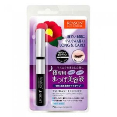 Cosmo Products Reason Lash Breeder Tsubaki Essence (Night Use)