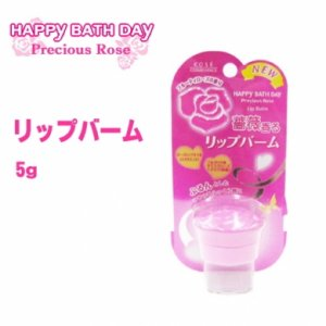 KOSE Happy Bath Day Precious Rose Lip Blam