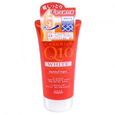 KOSE Coenrich Q10 White Hand Cream