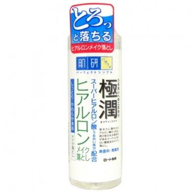 Rohto HADALABO Gokujyun Hyaluronic Cleansing Liquid
