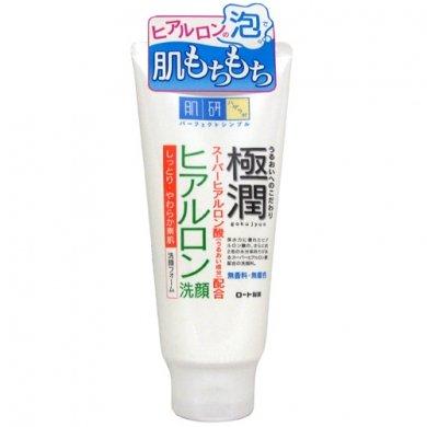 ROHTO Hadarabo Moist Hyaluronic Face Wash