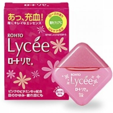 ROHTO Lycee Eye Drops (for Non- Contact Lens)
