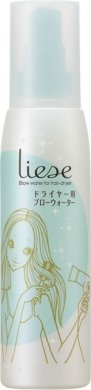 KAO Liese Hair Styling Water for Hair Dryer