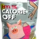 TRAIN Hyper Calorie Off Piggy Fat Burnning Stocking Beige