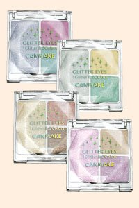 Canmake Glitter Eyes 6 colours
