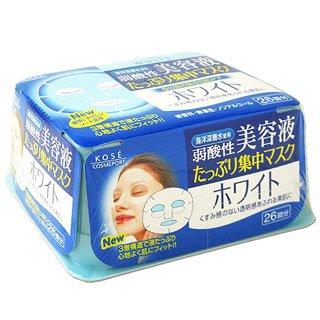 KOSE Clear Turn White Essence Mask(26pc)