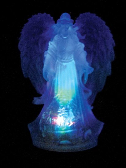 COLORFUL FROSTED ANGEL