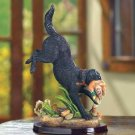 HUNTING DOG FIGURINE