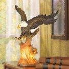 SOARING EAGLE LAMP