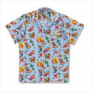 SPACE CADET BOY`S CAMP SHIRT L