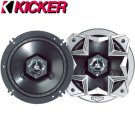 "KICKER 6-1/2"" COAXIAL 2-WAY SPEAKER"