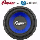 RAMPAGE 700 WATT 10 IN SUBWOOFER