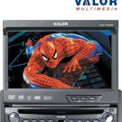 VALOR MOTORIZED IN-DASH MONITOR/RECEIVER