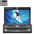 DUAL DVD/CD/MP3 MOTORIZED SCREEN MONITOR