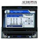 AUDIOVOX AM/FM/CD/DVD/iPOD RECEIVER