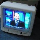 Vintage 1997 Philips PR0920x101 Color TV with Remote