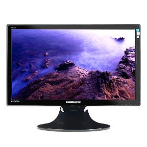 23-inch Hannspree Widescreen 1080p LCD Monitor