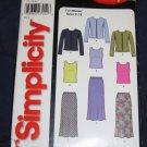 Simplicity pattern 5379 size A 8-18 uncut pattern FREE US SHIPPING