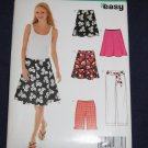 New Look pattern 6462 Size A 8-18 uncut  out of print pattern FREE US SHIPPING