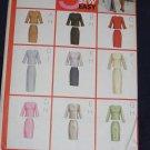 Butterick pattern 6870 size 8/10/12 uncut out of print FREE US SHIPPING
