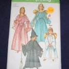 1970 girls size 10/12 costume pattern Simplicity 9052 Out of Print FREE US SHIPPING