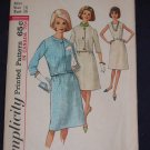 1964 Simplicty 5779 Jackie O wiggle dress size 16 Out of Print FREE US SHIPPING