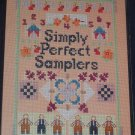 VTG Cross Stitch sampler pattern cards FREE US SHIPPING