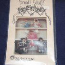 "VTG ""Small Stuff"" pattern 12"" dolls, baby boy/girl, ballerina, ball player uncut FREE US SHIPPING"