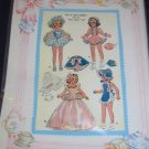 """14"""" Mary Hoyer/MA/ Sweet Sue doll clothes uncut repro pattern FREE US SHIPPING"""