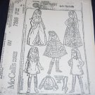 """24""""  Talking Charmin' Chatty repro doll clothes pattern  uncut FREE US SHIPPING"""