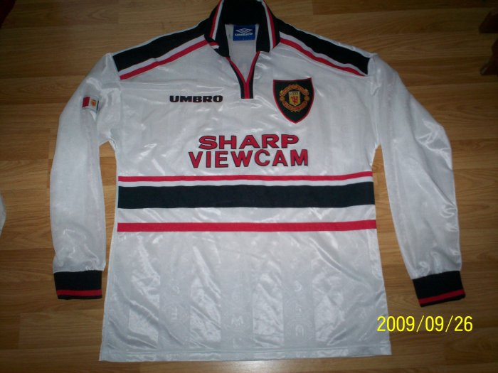 Manchester United Soccer Shirt Large Man GIGGS 11