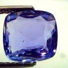 4.61 Ct Unheated Untreated Natural Ceylon Blue SapphireAAA*RARE*