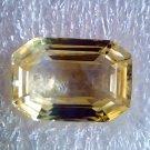 4.21 Ct Unheated Untreted Natural Ceylon Yellow Sapphire Pukhraj
