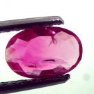 """1.34 Ct Unheated Untreated Old Mogok Mines Natural Ruby **RARE**""""CERTIFIED"""""""