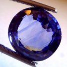"6.51 Ct Untreated Natural Ceylon Blue sapphire Premium Colour A+  ""CERTIFIED"""
