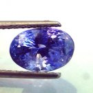 "4.80 Ct Untreated Natural Srilankan Blue Sapphire Gems ""CERTIFIED"""