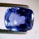 4.11 Ct Untreated Natural Ceylon Blue Sapphire Gemstone,Neelam