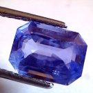 5.36 Ct Unheated Untreated Natural Ceylon Blue Sapphire Neelam
