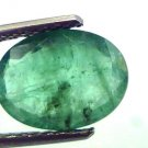 2.64 Ct Untreated Natural Zambian Emerald Gemstone,Panna