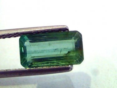 2.08 Ct Unheated Untreated Natural Zambian Emerald Gemstone,Panna